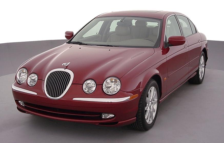Amazon.com: 2001 Jaguar S-Type Reviews, Images, and Specs ...