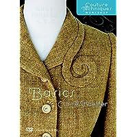 Couture técnicas Taller Basics con Claire shaeffer