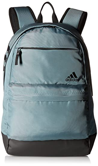 fd0cfa019df21 Amazon.com: adidas Unisex Daybreak II Backpack, Raw Green/Black, ONE ...