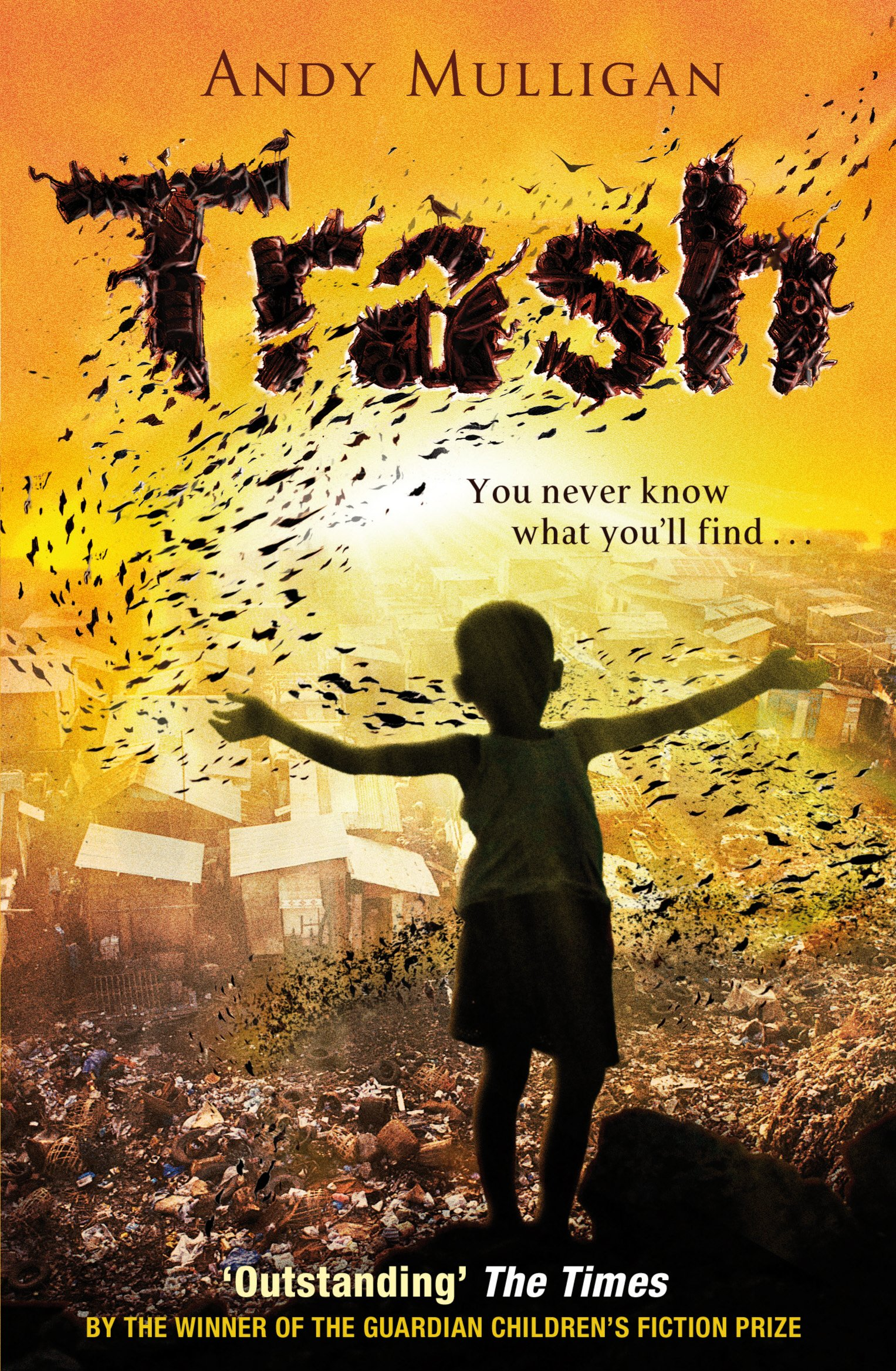 Image result for trash book cover