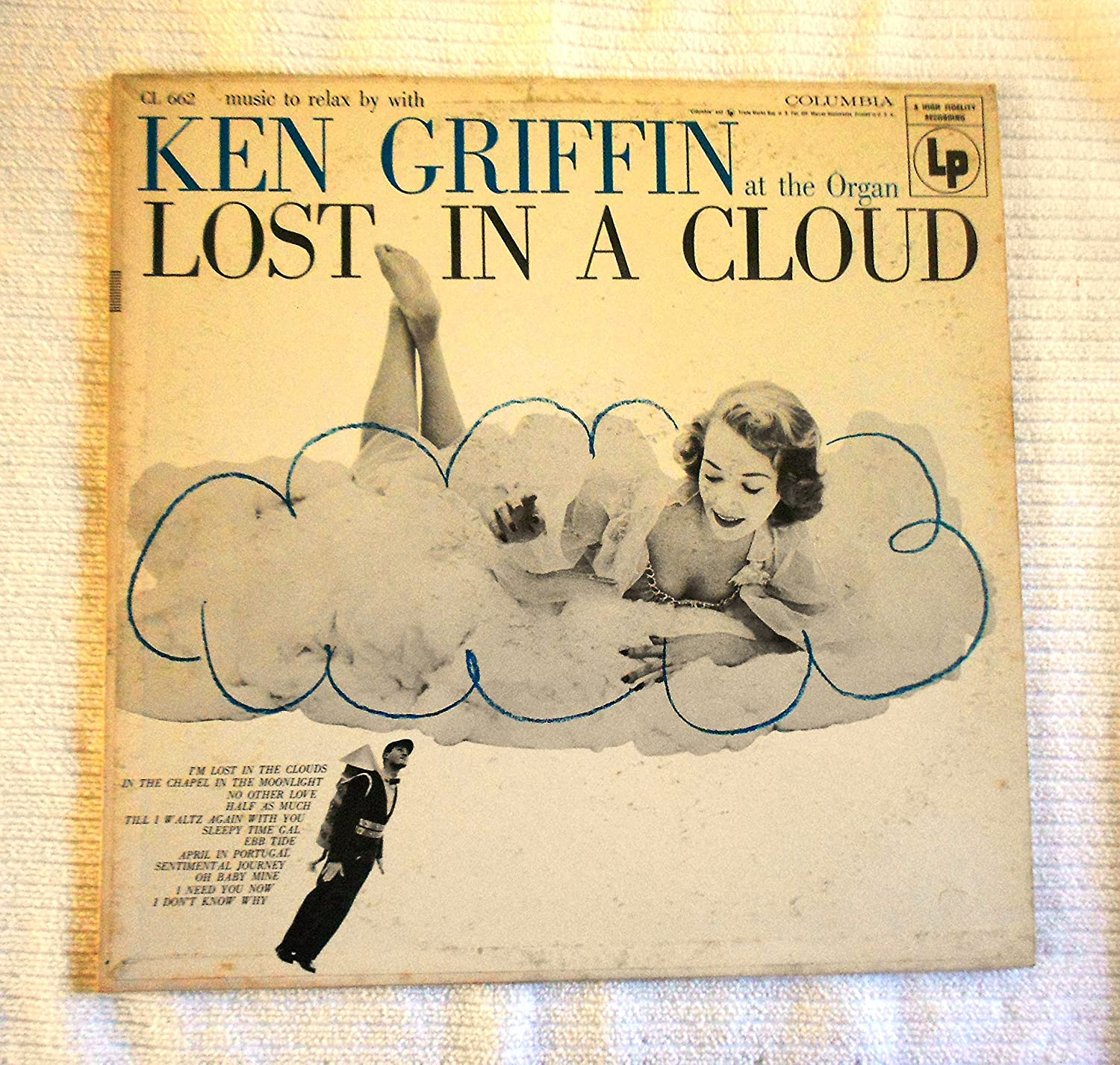 Ken Griffin - Music to Relax By: Lost in a Cloud - Amazon