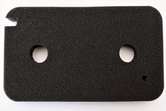 Juego de filtros para secadora Miele, filtro de esponja 9499230 ...
