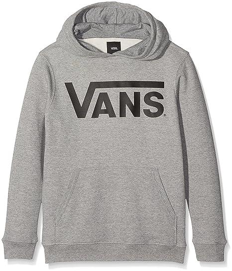 8fe66106 Vans Classic Pullover Hoodie Boys: Amazon.co.uk: Clothing