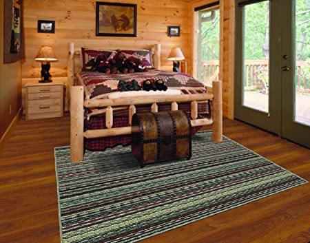 garland rug carnival area rug 3 feet by 5 feet random multi color rh amazon co uk