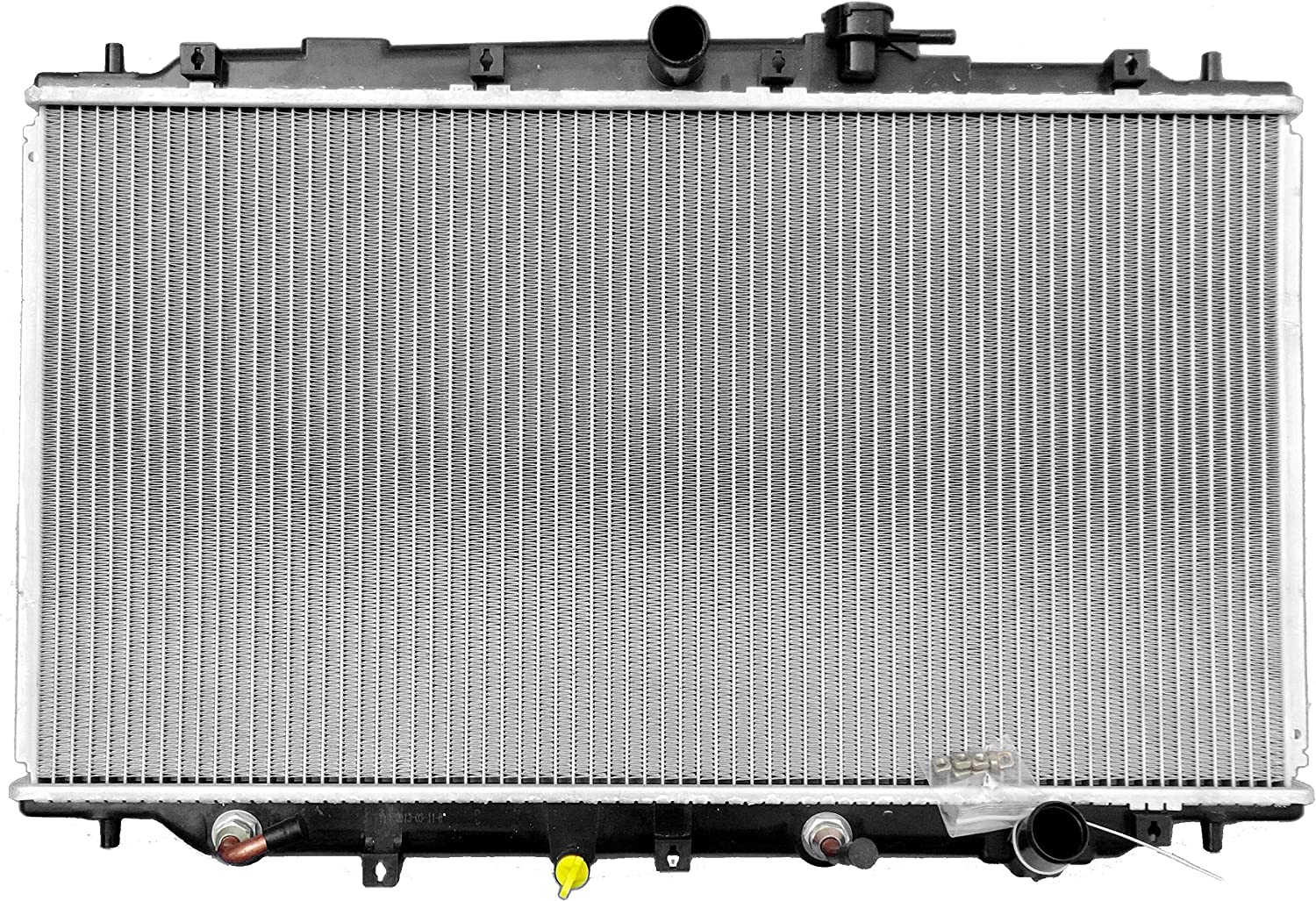Radiator Replacement For 92-96 Honda Prelude 2.3L L4 4 Cylinder Si SE 4WS New