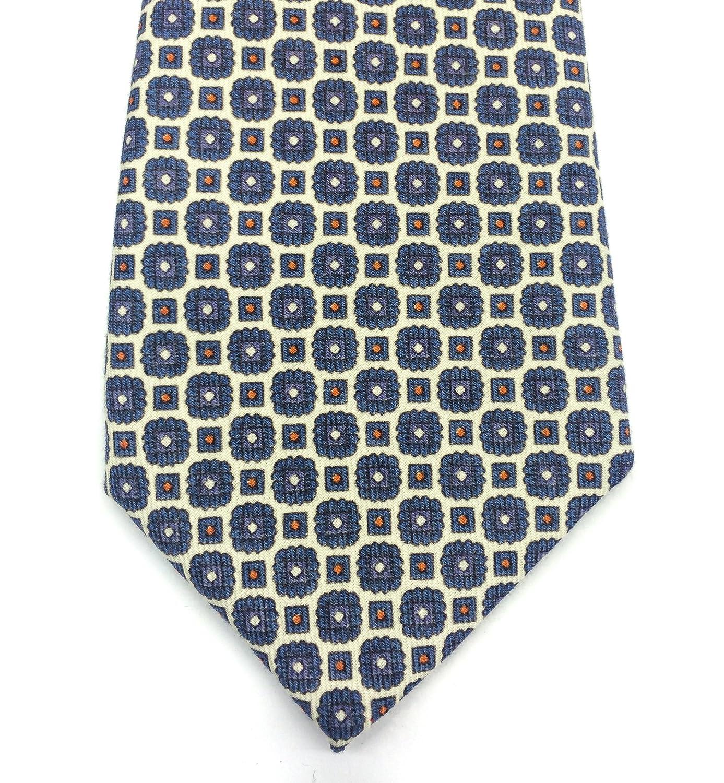 Real Luxury Napoli Corbata, 7 pliegues, lana con forro, diseño con ...