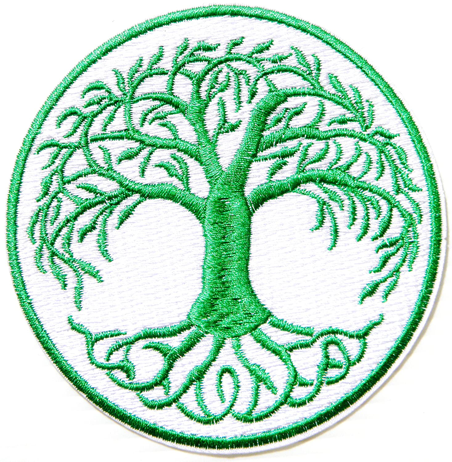 amazon tree of life heaven evolution celtic religion patch iron Middle East Government amazon tree of life heaven evolution celtic religion patch iron on sew embroidered applique logo badge sign symbol embelm craft costume gift arts