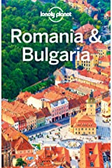Lonely Planet Romania & Bulgaria (Travel Guide) Kindle Edition