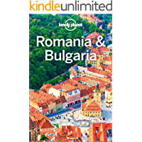 Lonely Planet Romania & Bulgaria (Travel Guide) (English Edition)