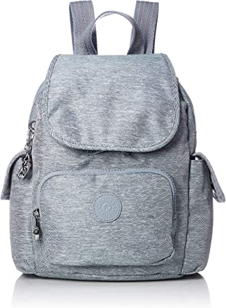 KIPLING Backpacks Kipling City Pack Mini 9l Cool Denim One Size: Amazon.es: Ropa y accesorios