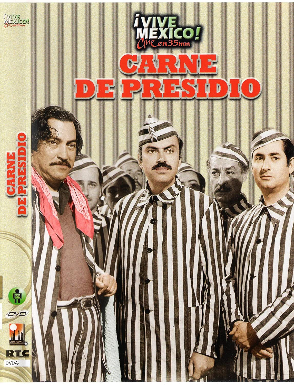 Amazon.com: Carne De Presidio [NTSC/Region 1 and 4 dvd. Import - Latin America]: PEDRO ARMENDARIZ, MARTHA ROTH, CARLOS LOPEZ MOCTEZUMA, LUIS BERISTAIN, ...