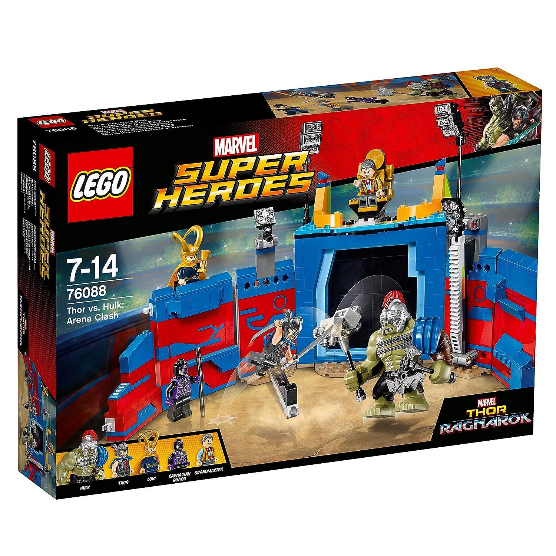 レゴ(LEGO)スーパーヒーローズ ソー vs.ハルクアリーナクラッシュ 76088 単品  B06X18ZZGR