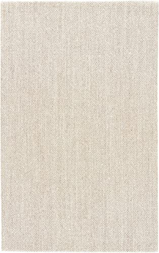 Jaipur Living Naples Natural Fiber Solid Neutral Area Rug 8 X 10