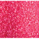 Wilton Pink Sparkling Sugar, 5.25 oz.