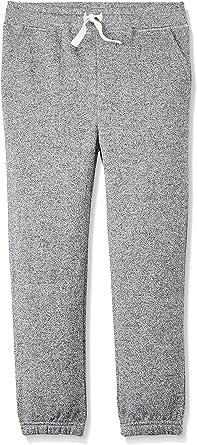 REDWAGON Jogger - Pantalones deportivos Niñas, Gris (Grey), 4 años ...