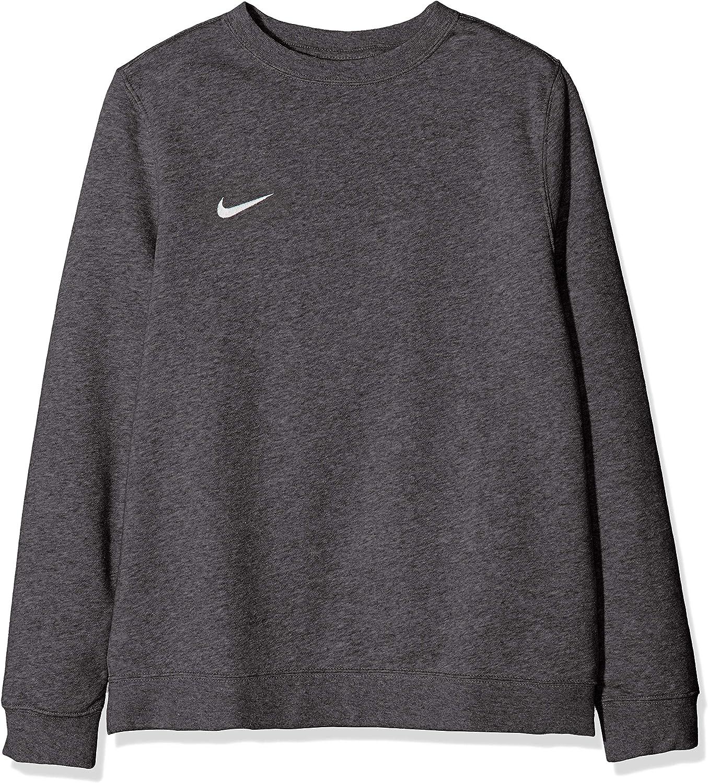 Nike Club19 Crew Maglietta Sportiva A Maniche Lunghe Unisex Bambini