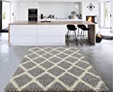 Sweet Home Stores Cozy Shag Collection Moroccan