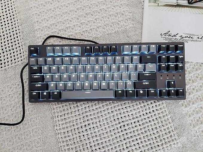 Durgod Taurus K320 Tkl Mechanical Gaming Keyboard 87 Computers Accessories
