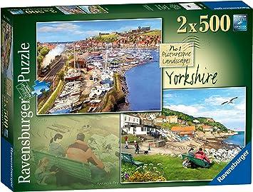 Ravensburger puzles de 500 Piezas para Adultos y niños de 10 años en adelante (14050): Amazon.es: Juguetes y juegos