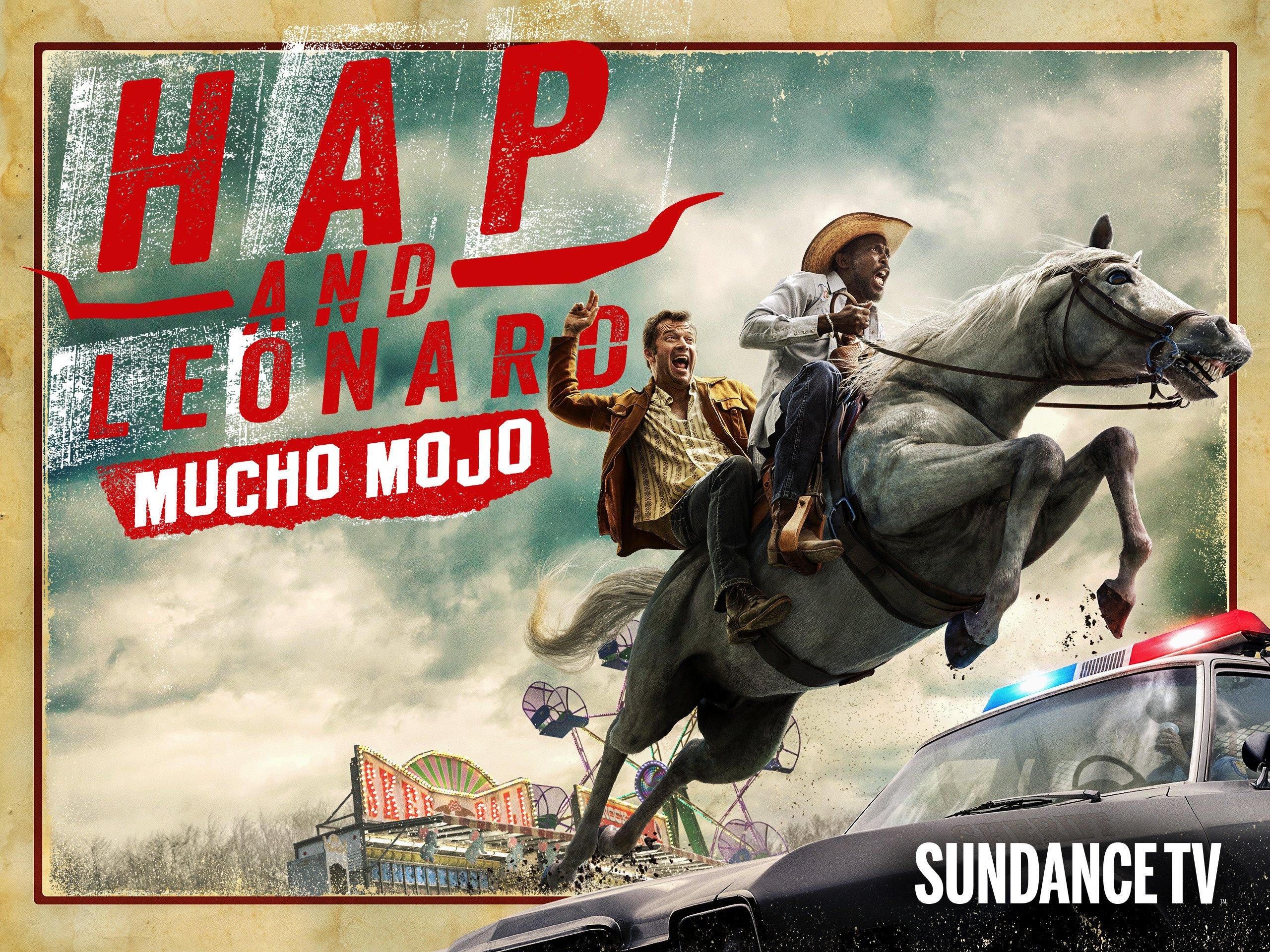 Mucho Mojo (Hap and Leonard, Book 2)