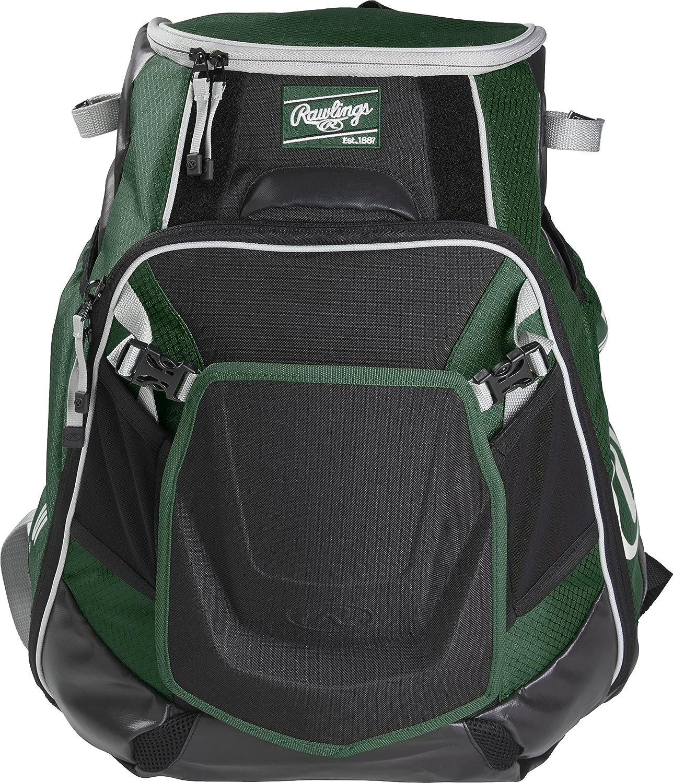 Rawlings スポーツ用品 ベロバックパック グレー B074W62MML グリーン グリーン