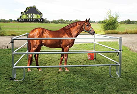 JW6 Fence Quick Corral