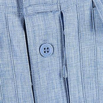 Helikon-Tex Hombre Defender Mk2 Gentleman Camisa Manga Larga Melange Light Blue