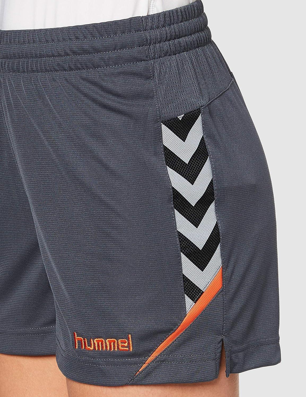 Hummel Damen Shorts Auth Charge Poly Shorts Wo