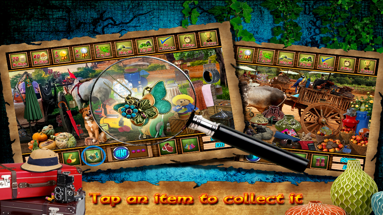Lists of Best Hidden Object Games for Android