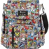 JuJuBe Be Sporty Backpack/Diaper Bag, Tokidoki Collection - Super Toki