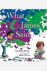 What James Said Kindle Edition