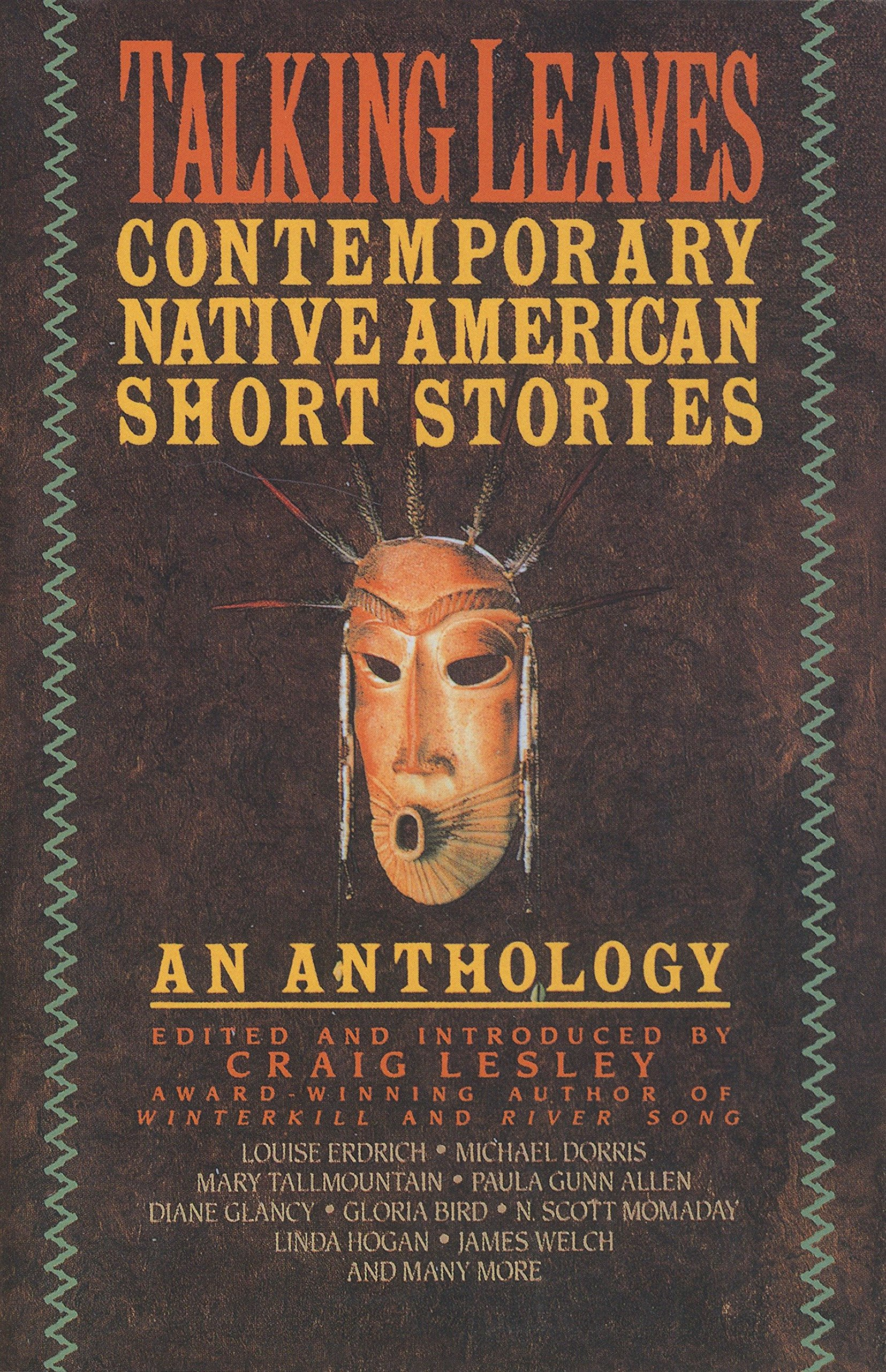 Download Talking Leaves: Contemporary Native American Short Stories PDF
