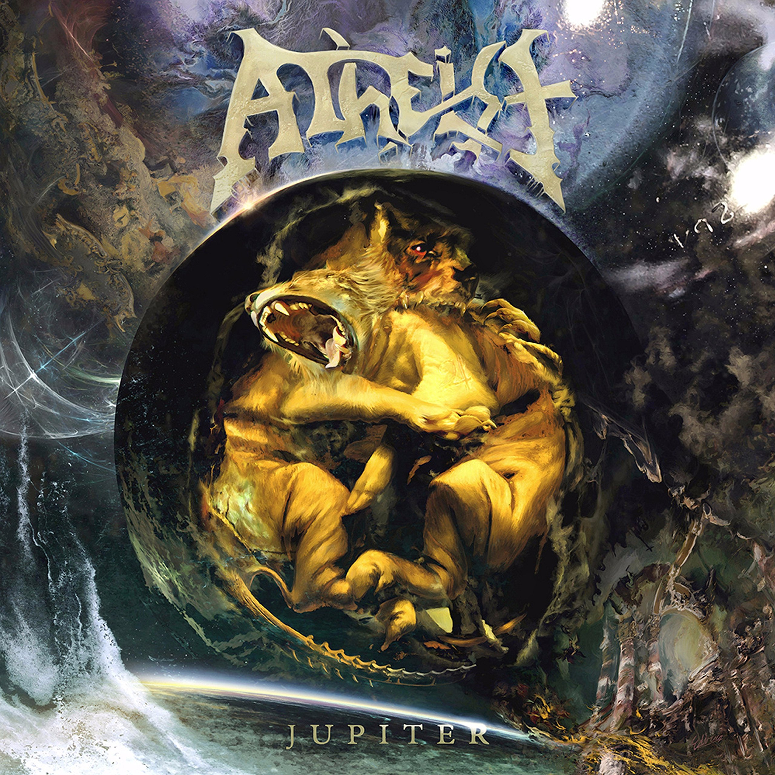Vinilo : Atheist - Jupiter (Limited Edition, Colored Vinyl, Yellow, Aluminum, Poster)