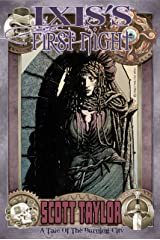 Ixis's First Night: A Short Story of the Burning City (A Tale of the Burning City Book 1)