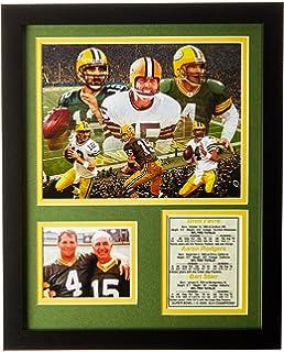 Amazon.com  NFL Green Bay Packers Lambeau Field on a 4-Inch High ... 5314bbe68