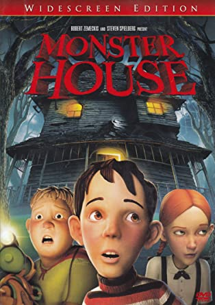 Amazon Com Monster House Widescreen Edition Steve Buscemi Nick