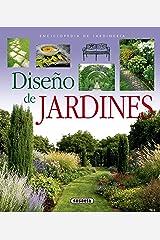 Diseño De Jardines (Enciclopedia De Jardinería) Edición Kindle