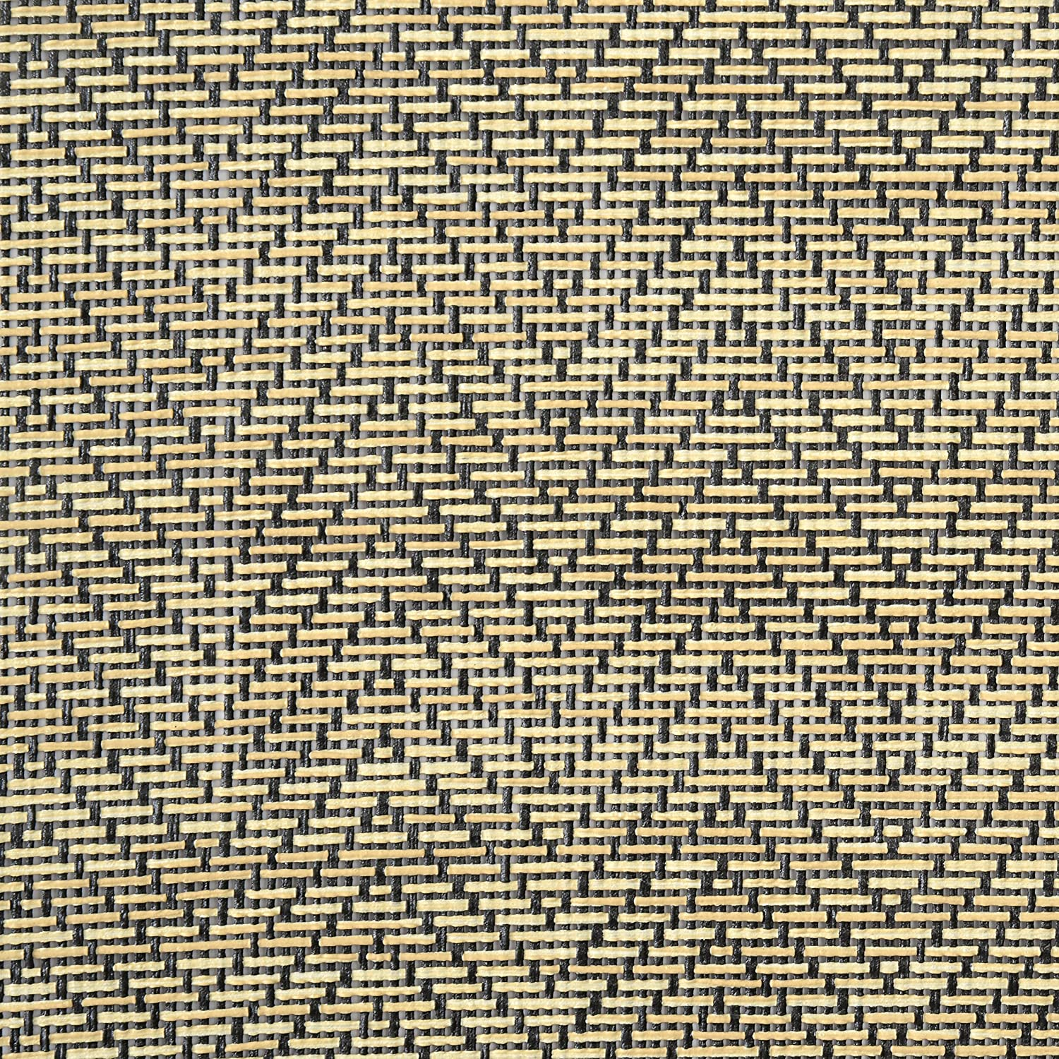 Con-Tact Brand Brand Natural Weave Non-Adhesive Contact Shelf and Drawer Liner 12 x 4,6 Rolls Zig Zag Black//Ivory Kittrich Corporation 04F-CWV58-06EC