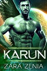 Karun: A Sci-Fi Alien Dragon Romance (Aliens of Dragselis Book 2) Kindle Edition