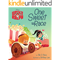 Wreck-It Ralph:  One Sweet Race (Disney Storybook (eBook))