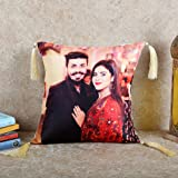 Giftsbymeeta Personalized Cushion Gifts805-12 X 12 Inches, Personalize Cushion With Filler