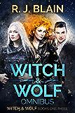 Witch & Wolf Omnibus Books 1-3 (Box Set)