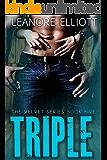 Triple: A Western Romance (Red Velvet Series Book 5)