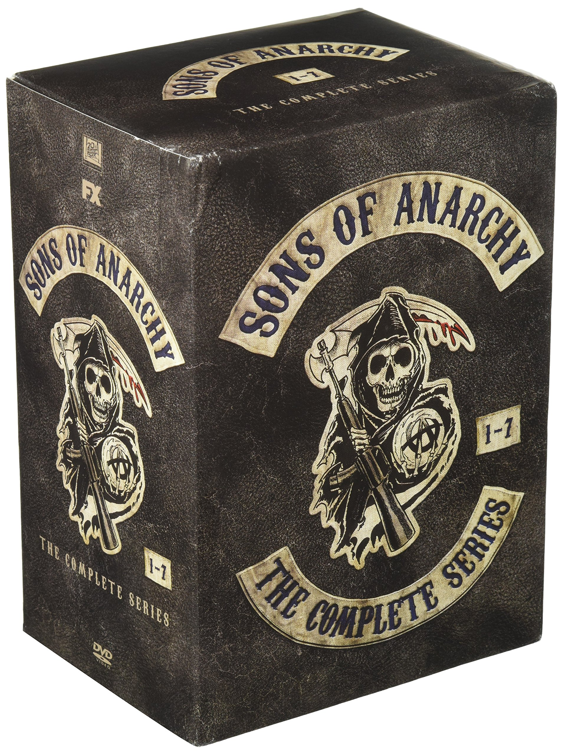 Sons of Anarchy The Complete Series by 20th Century Fox