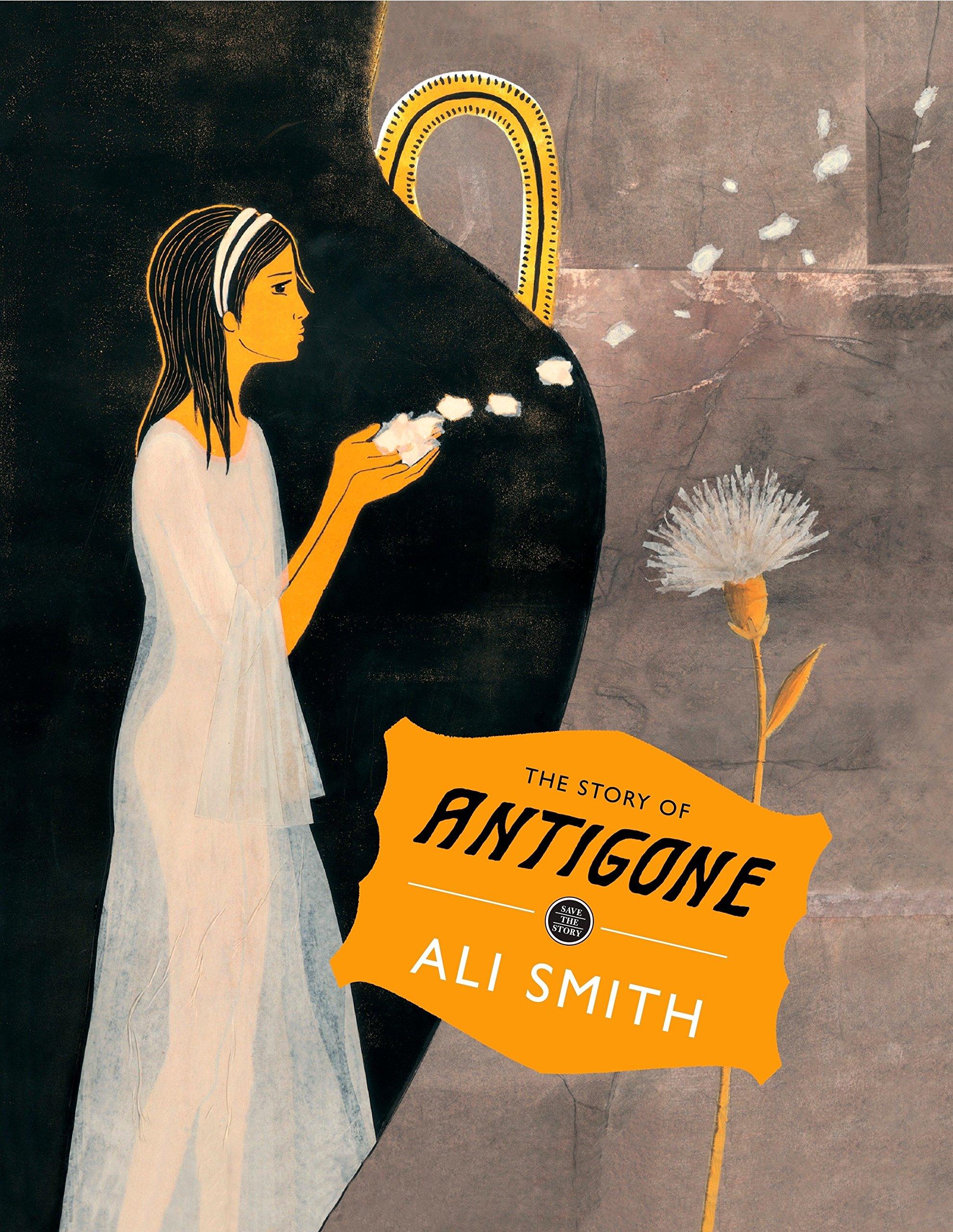 The Story of Antigone (Save the Story)