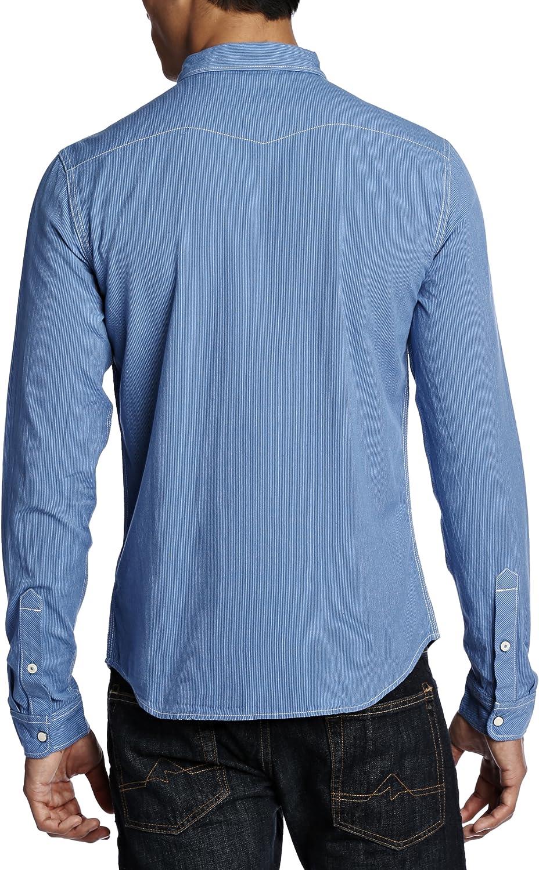 Lee Western Shirt Camisa para Hombre: Amazon.es: Ropa y accesorios