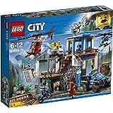 Lego City 60174 - Police - Quartier Generale della Polizia di Montagna