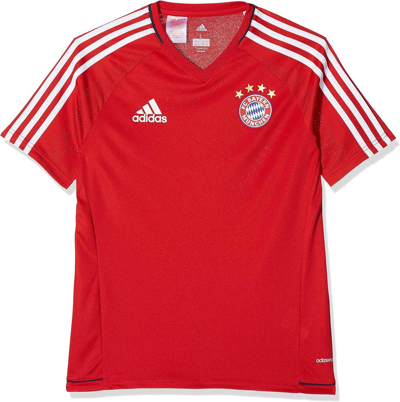 adidas Bayern Maillot Train jr Maillot de Football