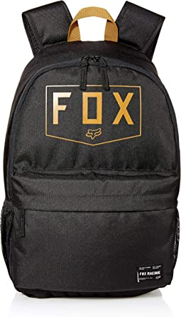 Fox Legacy Backpack Black: Amazon.es: Coche y moto