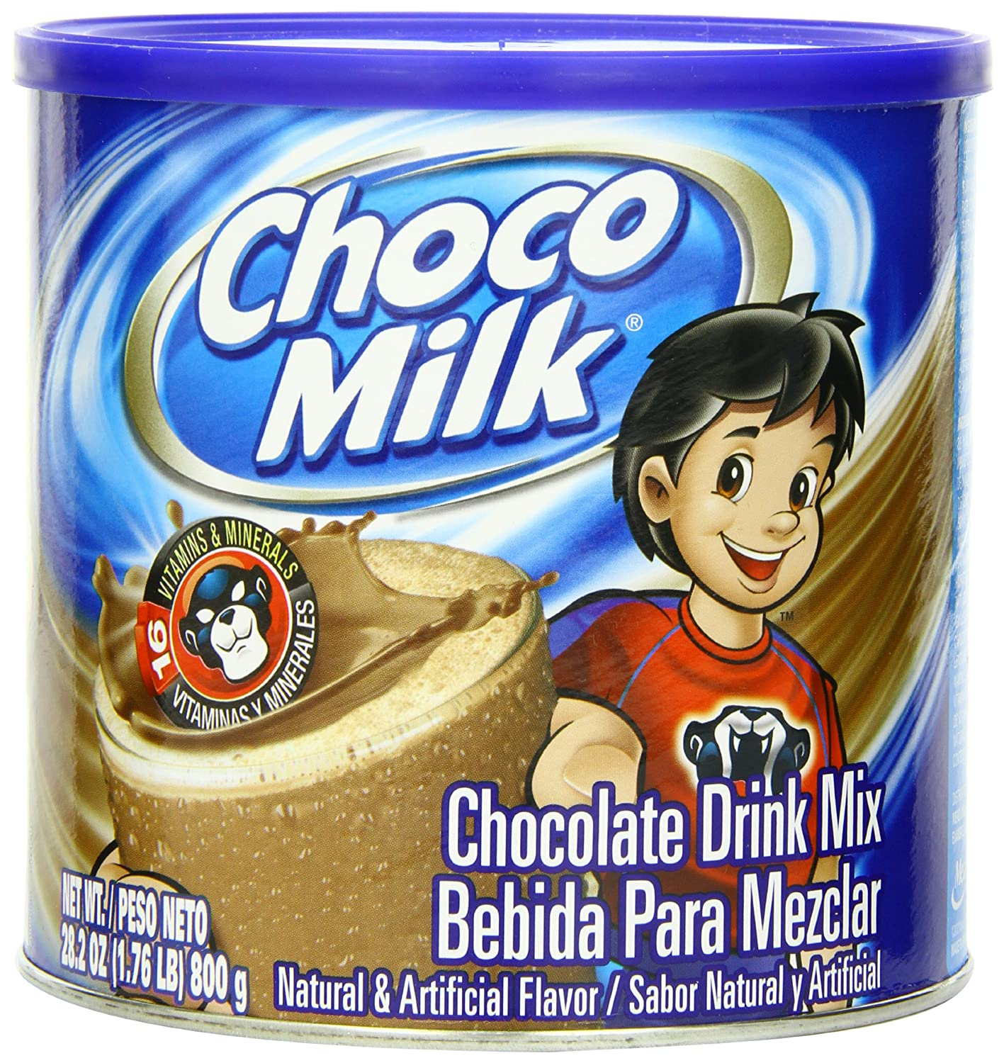 Amazon.com: Choco Milk Chocolate Milk Drink, 28.2 Ounce: Health & Personal Care